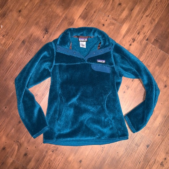 Patagonia Sweaters - Patagonia Women's Re-Tool Snap